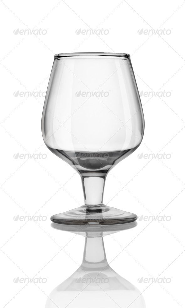 Glass of vodka - Stock Photo - Images