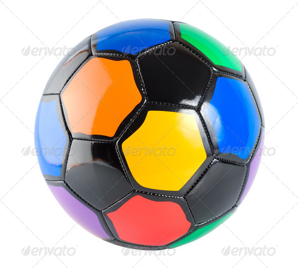 Soccer ball - Stock Photo - Images