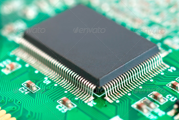 Motherboard - Stock Photo - Images