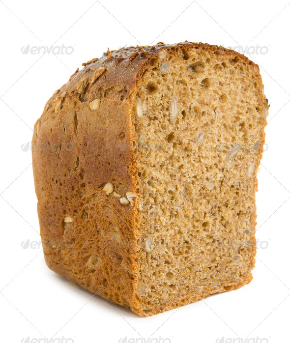 Bread isolated - Stock Photo - Images