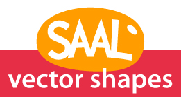 Saal Vector Shapes