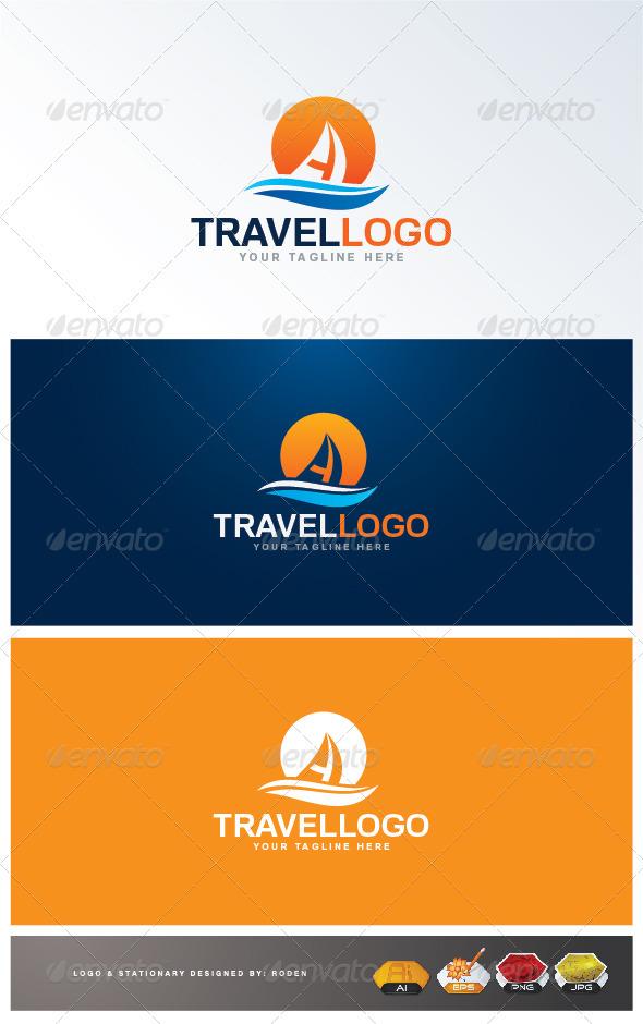 Travel Logo - Objects Logo Templates