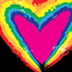 Rainbow Love; Heads Hearts Harmony - GraphicRiver Item for Sale