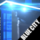 blue city - VideoHive Item for Sale
