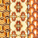 5 Seamless Seventies Photoshop Patterns - GraphicRiver Item for Sale
