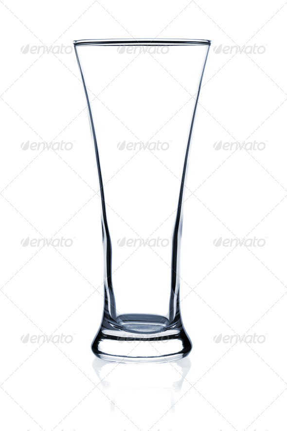 Cocktail Glass Collection - Beer glass - Stock Photo - Images