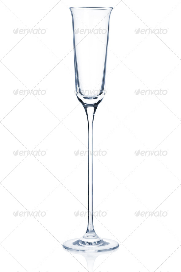 Cocktail Glass Collection - Champagne - Stock Photo - Images