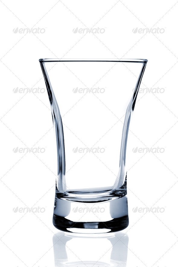 Cocktail Glass collection - Shot - Stock Photo - Images