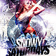Snowy Saturdays - GraphicRiver Item for Sale