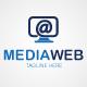 Media Web Logo Template - GraphicRiver Item for Sale
