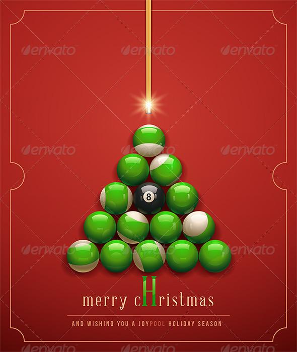 Creative Christmas tree. - Christmas Seasons/Holidays