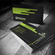 Tech Minimalis Business Card - GraphicRiver Item for Sale