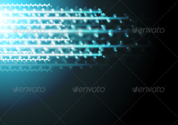Abstract shiny vector background - Backgrounds Decorative
