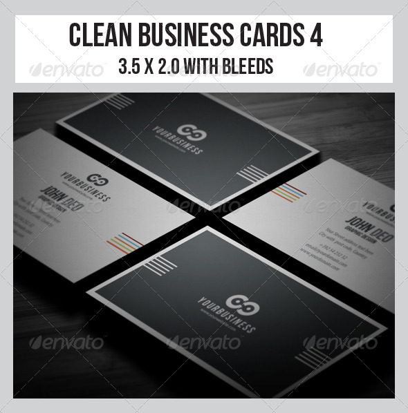 Corporate Business Cards 4 - Corporate Business Cards