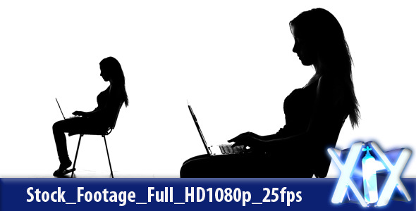 Typing Silhouette 97154 | INTERIORDESIGN