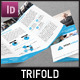 Clean Modern Trifold Brochure - Vol. 1 - GraphicRiver Item for Sale