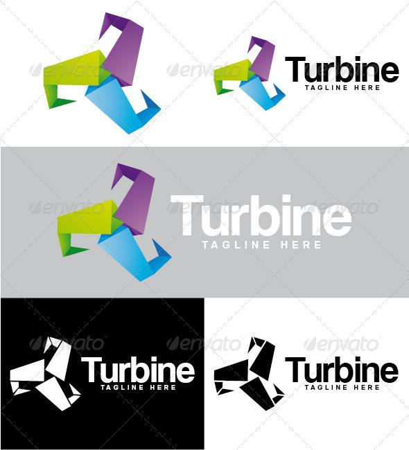 Turbine Logo - Symbols Logo Templates