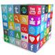 Social Media Cube - GraphicRiver Item for Sale