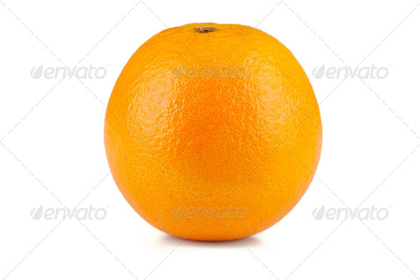Juicy orange - Stock Photo - Images
