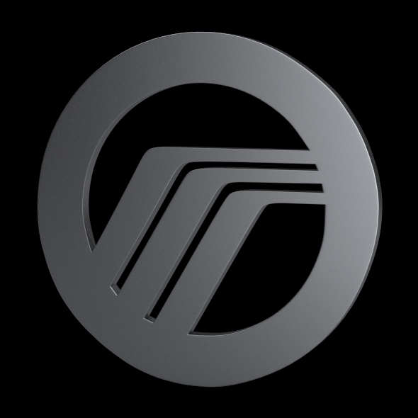 Mercury Logo By Niosdark 3docean