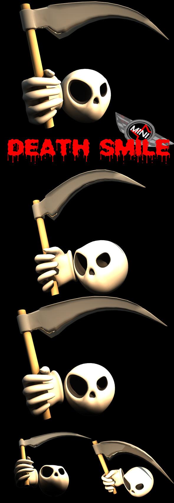 Death Smile  - 3DOcean Item for Sale