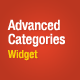 Advanced Categories Widget - CodeCanyon Item for Sale