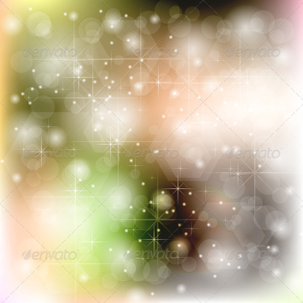 Colourful shiny design - Abstract Conceptual