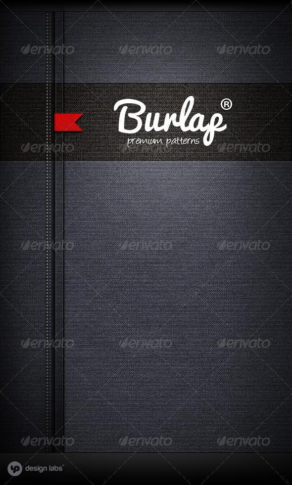 Burlap - Patterns Backgrounds