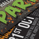 Halloween Event and Party Flyer - GraphicRiver Item for Sale