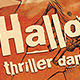 Halloween Thriller Flyer Template - GraphicRiver Item for Sale