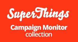 Campaign Monitor email templates