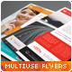 Multipurpose Corporate Flyers, Magazine Ads vol. 6 - GraphicRiver Item for Sale