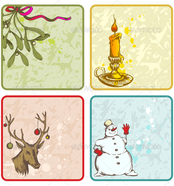 Christmas Banners - Christmas Seasons/Holidays