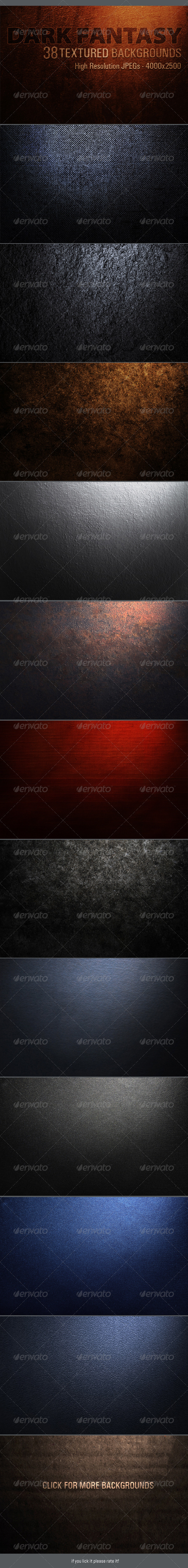 38 Textured Backgrounds - Miscellaneous Backgrounds