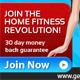 Fitness Banner Set Version 2 - GraphicRiver Item for Sale