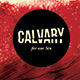 Calvary for Our Sins Church Flyer and CD Template  - GraphicRiver Item for Sale