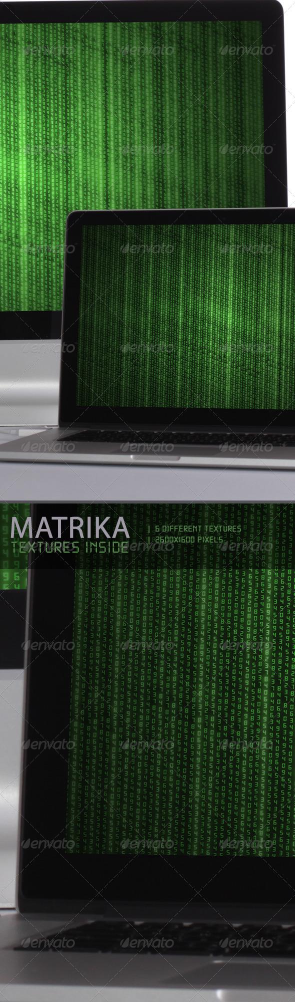 Matrika Textures - Abstract Backgrounds