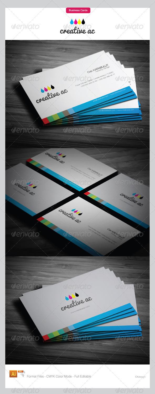 corporate business cards 121 - Corporate Business Cards