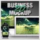 20+ Business Mockups - GraphicRiver Item for Sale