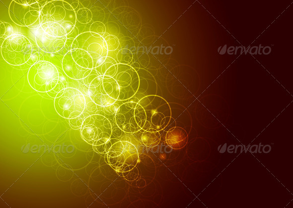 Vector sparkling template - Backgrounds Decorative