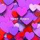 Hearts Shapes Motion 36 - VideoHive Item for Sale