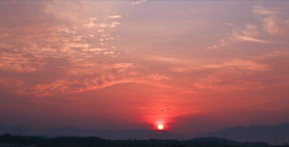 Sunrise Time Lapse II by azamshah25 | VideoHive | title | sunrise time