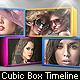 Cubic Box FB Timeline Cover - GraphicRiver Item for Sale