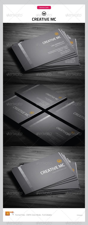 Corporate Business Cards 126 - Corporate Business Cards