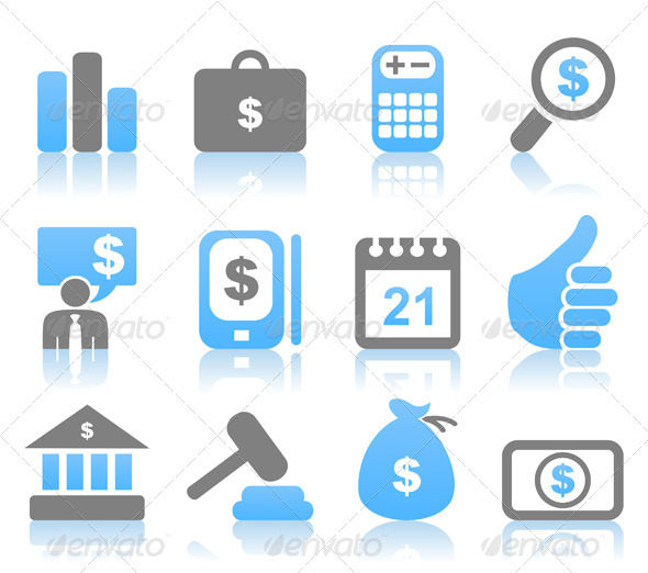 Icon business6 - Web Elements Vectors