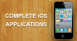 Complete iOS Applications