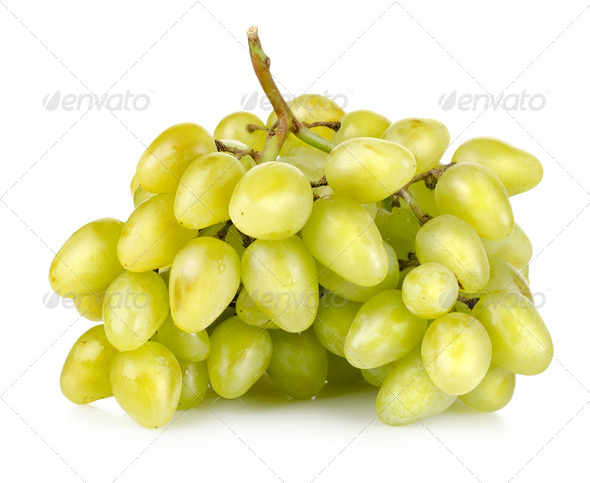 Bunch of grapes - Stock Photo - Images