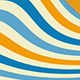 40 Retro Colored Curves - GraphicRiver Item for Sale