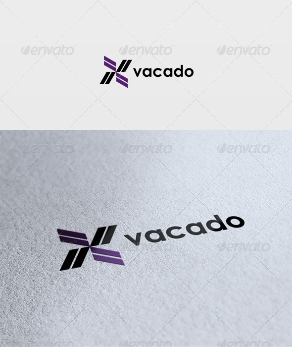 Vacado Logo - Vector Abstract