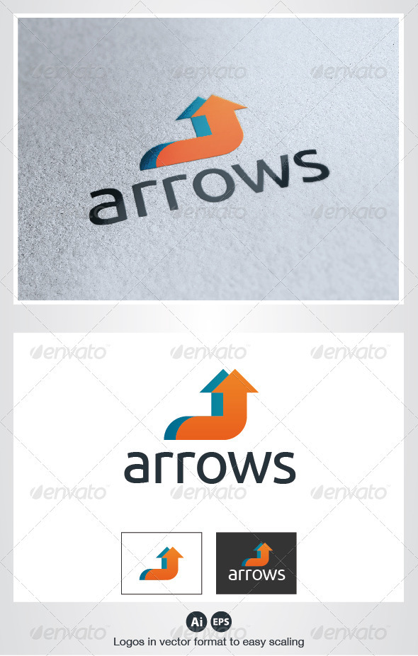 Arrows Logo - Symbols Logo Templates